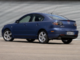 Mazda3 Sport Sedan ZA-spec (BK) 2004–06 images