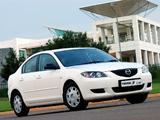 Mazda3 Sedan ZA-spec (BK) 2004–06 photos