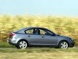 Mazda3 Sedan (BK) 2004–06 photos
