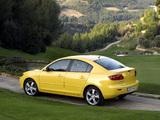 Mazda3 Sedan (BK) 2004–06 pictures