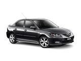 Mazda3 Sport Sedan (BK2) 2006–09 images