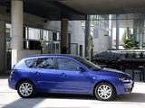Mazda 3 Hatchback 2006–09 images