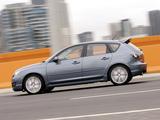 Mazda 3 MPS AU-spec 2006–09 images