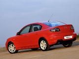 Mazda3 Sport Sedan ZA-spec (BK2) 2006–09 images
