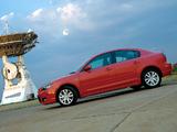 Mazda3 Sport Sedan ZA-spec (BK2) 2006–09 photos