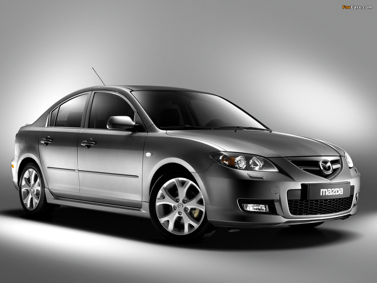 Mazda3 Sport Sedan (BK2) 2006–09 photos (1280 x 960)