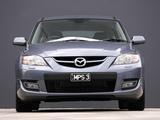 Mazda 3 MPS AU-spec 2006–09 photos