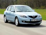 Mazda 3 Hatchback 2006–09 photos