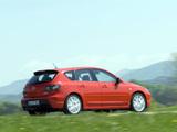 Mazda3 MPS (BK) 2006–09 photos