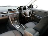 Mazda3 Sedan AU-spec (BK2) 2006–09 photos