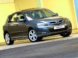 Mazda3 Sport Hatchback ZA-spec (BK2) 2006–09 photos