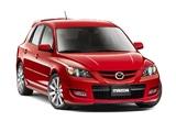 Mazdaspeed3 (BK2) 2006–09 photos