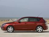 Mazda3 Sport Hatchback UK-spec (BK2) 2006–09 photos