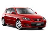 Mazdaspeed3 (BK2) 2006–09 pictures