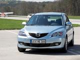 Mazda 3 Hatchback 2006–09 pictures