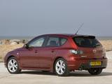 Mazda3 Sport Hatchback UK-spec (BK2) 2006–09 pictures