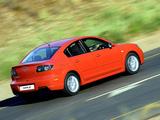 Mazda3 Sport Sedan ZA-spec (BK2) 2006–09 pictures