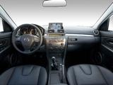 Mazda3 Sport Sedan (BK2) 2006–09 pictures