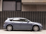 Mazda 3 MPS AU-spec 2006–09 wallpapers