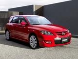 Mazdaspeed3 (BK2) 2006–09 wallpapers