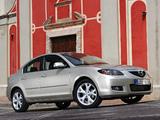 Mazda 3 Sedan 2006–09 wallpapers