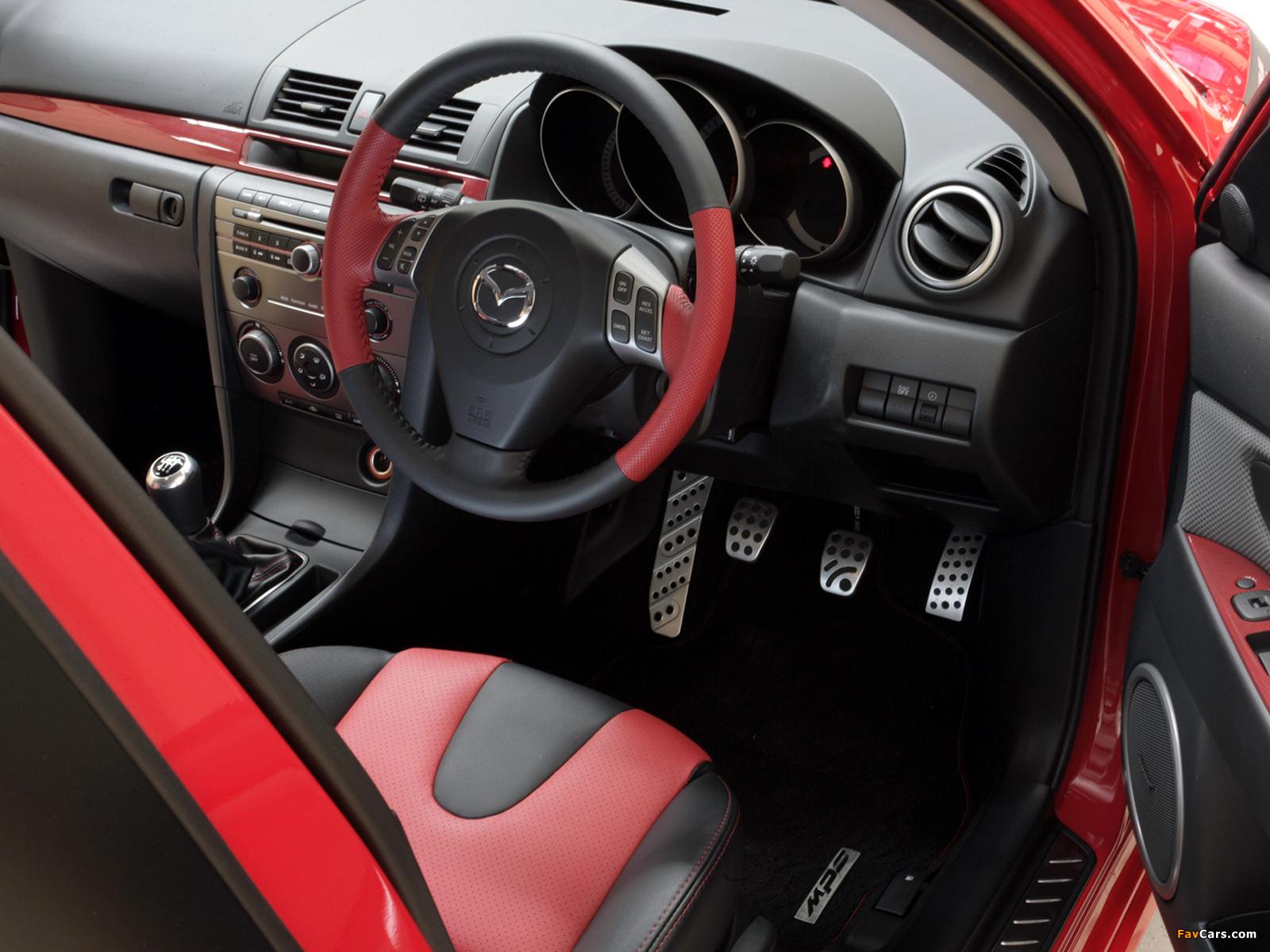 Mazda3 MPS Extreme Concept (BK) 2007 photos (1600 x 1200)