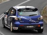 Mazda3 MPS Targa Tasmania 2007–09 photos