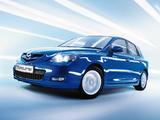 Mazda 3 Tamura (BK2) 2007 pictures