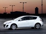 Mazda3 Hatchback i-stop (BL) 2009–11 images