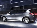 Mazda3 MPS AU-spec (BL) 2009–13 images