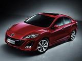 Mazda3 Sedan CN-spec (BL) 2009–11 images