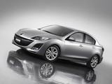 Mazda3 Sedan US-spec (BL) 2009–11 images