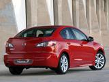Mazda3 Sedan ZA-spec (BL) 2009–11 images