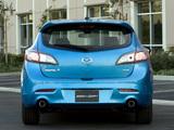 Mazda3 Hatchback US-spec (BL) 2009–11 images