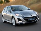 Mazda3 Sport Hatchback ZA-spec (BL) 2009–11 images