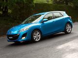 Mazda 3 Hatchback 2009–11 images