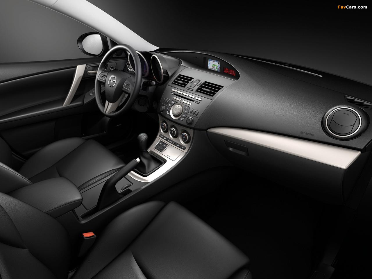 Mazda 3 Hatchback 2009–11 photos (1280 x 960)