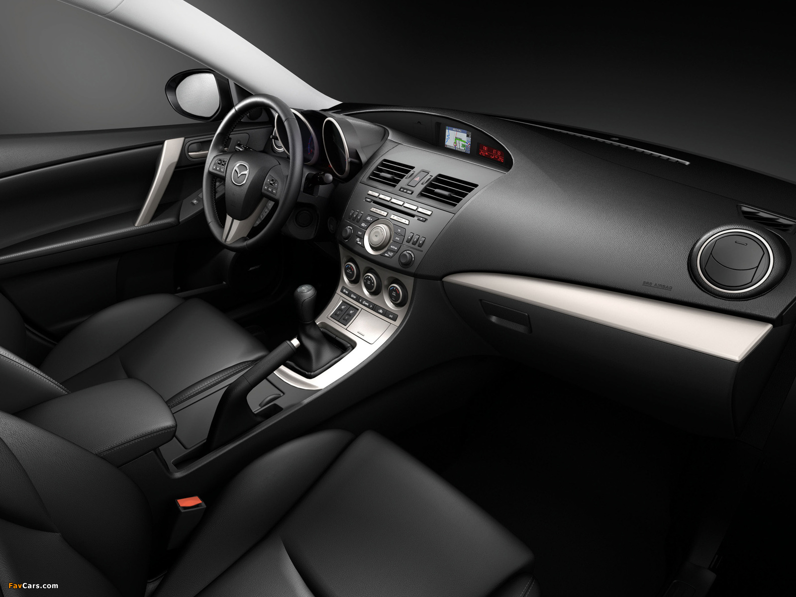 Mazda 3 Hatchback 2009–11 photos (1600 x 1200)