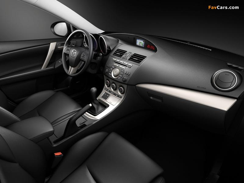 Mazda 3 Hatchback 2009–11 photos (800 x 600)