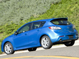 Mazda3 Hatchback US-spec (BL) 2009–11 photos