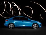 Mazda3 Sedan (BL) 2009–11 photos