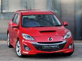 Mazda 3 MPS ZA-spec 2009 photos
