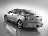 Mazda3 Sedan US-spec (BL) 2009–11 photos