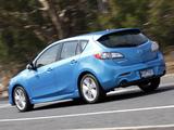 Mazda3 SP25 Hatchback (BL) 2009–11 photos