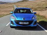 Mazda3 Hatchback UK-spec (BL) 2009–11 photos