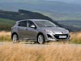 Mazda3 Sport Hatchback UK-spec (BL) 2009–11 photos