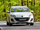 Mazda3 Hatchback i-stop (BL) 2009–11 photos