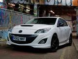 Mazda3 MPS UK-spec (BL) 2009–13 photos