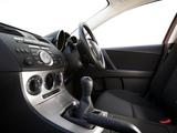 Mazda3 Hatchback AU-spec (BL) 2009–11 pictures