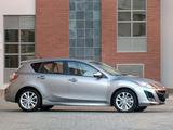 Mazda3 Sport Hatchback ZA-spec (BL) 2009–11 pictures